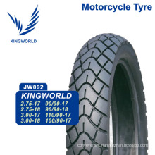 100/90-17 Tl Motorcycle Tires for Mexico Import