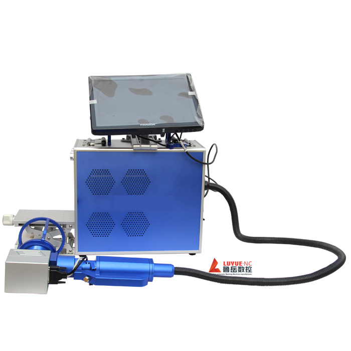 Portable Mini Fiber Laser Industrial Marking Machine