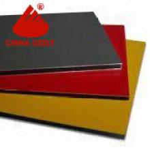 PVDF окрашенная алюминиевая композитная панель (012)