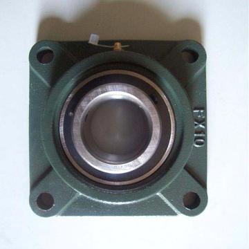 Tipo de unidades de Bridas cuadradas con Collar de fijación excéntrico (SAF)