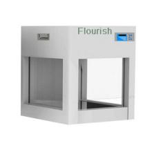 Mini gabinete de flujo laminar, flujo de aire laminar, banco limpio