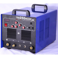 China La mejor máquina de la soldadura TIG de la CC del inversor de la calidad TIG250AC / DC