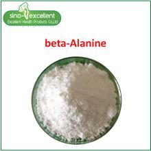 Beta-Alanina Aminoácido en polvo fino