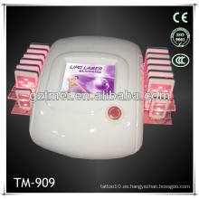 635-650nm lipo láser pérdida de peso 14pads