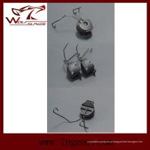 Peltor eu / II arco capacete tático/adaptador ferroviário de suporte do fone de ouvido de suspensão