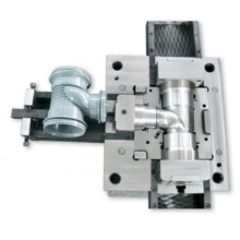 Durable PVC Injection Pipe Fitting Mould From LANDA Mould Factory