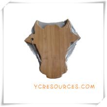 Planche à découper planche à découper en bambou pour les cadeaux promotionnels (HA88013)