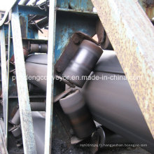 Rouleau de convoyeur durable standard Cema / DIN / ASTM / Sha / rouleau en acier / acier