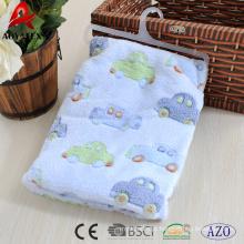cobertores de segurança do bebê bebê, tecido super macio para cobertor do bebê