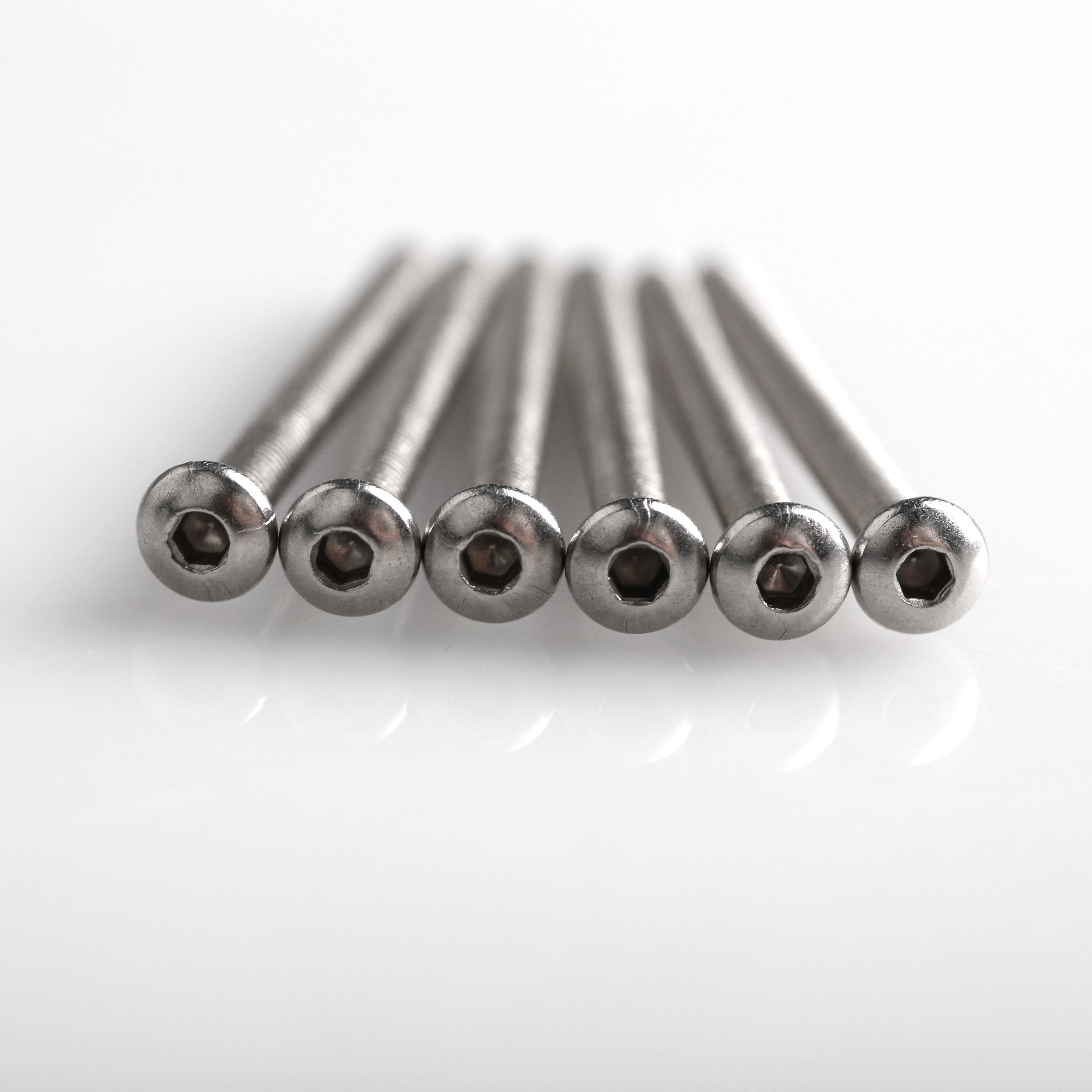 M3 button stainless steel screw