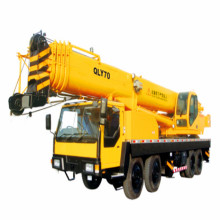 Best Quality 70 Ton Tavol Group Mobile Truck Crane From China to Sales