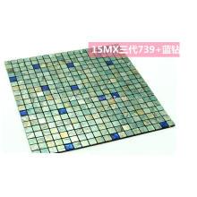 Pedra natural de Backsplash da telha de mosaico