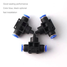 HVSF pneumatic hand valve switch hose fitting connector