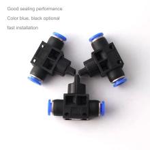 HVSF pneumatischer Handventilschalter Schlauchanschlussstecker fitting