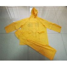 Impermeável Pvc Uniforme Rain Suits Raincoat