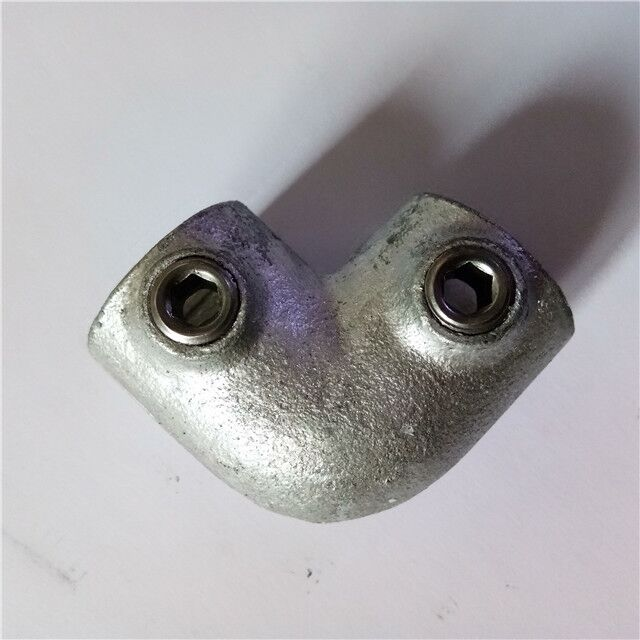 Galvanized Malleable iron elbow pipe fittings