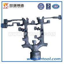 Pièces mécaniques de bâti de haute qualité de squeeze de fabricant d'ODM Fournisseur