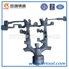 ODM Manufacturer High Quality Squeeze Casting Mechanical Parts Supplier