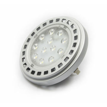 TUV CE ar111 led regulable con ar111 g53 led ar111 gu10 base led