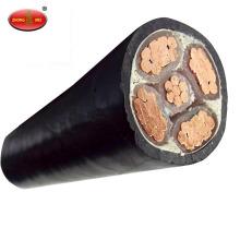 Copper core cable for mine Mine control cable