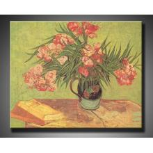 Reprodução pintada à mão da pintura de Van Gogh