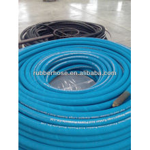 many bright colorful air hoses manufacture