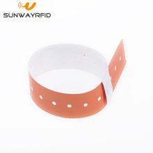 MFARE Plus 1K Wrist Band Paper rfid Wristband