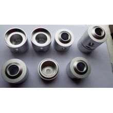 ODM/OEM точности CNC токарные обрабатывающие частей