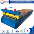 PLC Courrugated Metal Roofing Panel Rolling Forming Machine