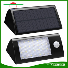 28 LEDs Solar Light Outdoor with Motion Sensor Solar Light 560 Lumens IP65 Waterproof 3 Working Modes for Garden Security