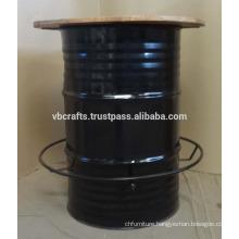 Industrial Barrel Table