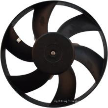 Moteur de ventilateur de refroidissement de radiateur de voiture 12v pour VW