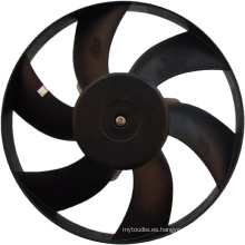 Motor 12v del ventilador de enfriamiento del radiador del coche para VW