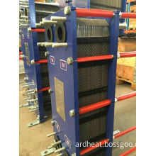 ARD Heat Exchangers is a manufacturer of water heat exchangers, liguid, gas, steam, titanium gasketed plate heat exchanger