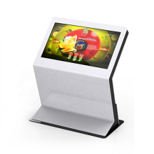 55'' IR Touch screen Exhibition information kiosk advertising display screen multimedia indoor guiding digital signage