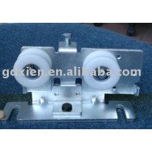 Sistema de transmissão de portas automáticas POM rodas