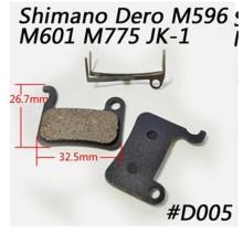 ANTS jantes hydrauliques pour freins à vélo pour shimano xtr Deore xt Saint M800 slx freins plaquette de frein semi-métallique pour frein à disque de bicyclette