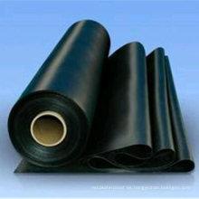 La mejor hoja de goma industrial de EPDM del grado comercial de la alta calidad para el tejado / el garaje / el sótano / el trazador de líneas del estanque (ISO)