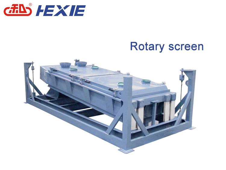 Rotary Screen