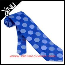 Cravate de refroidissement pour hommes en polyester