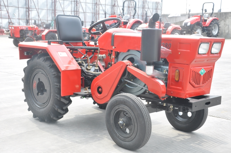 28HP Changchai 2WD Mini Tractors