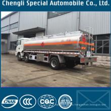SHACMAN F3000 Delong 22000liters combustible Bowser carro