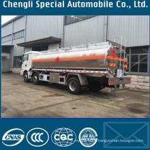 Shacman F3000 Delong 22000liters Fuel Bowser Truck