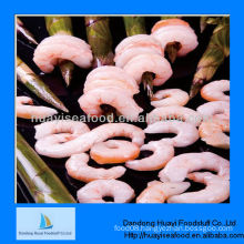Peeled red shrimp IQF