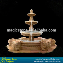 marble water fountains for garden