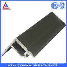 6063 Extrude moldura de alumínio para armários de cozinha