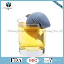 Atacado Fish Silicone Filtro Filtro Ferramenta FDA LFGB Aprovado St06