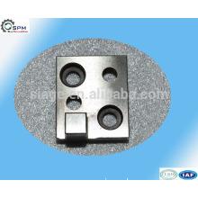 custom cnc metal machining service supplier