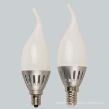 Bombilla de lámpara caliente de las ventas 3W 5W 7W 9W 12W E27 B22 (Yt-07