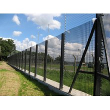 National Boundaries High Security Fence